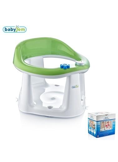 Baby Jem Babyjem Banyo&Mama Oturağı  Yeşil